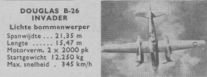 Douglas B-26 Invader