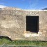 Bunker uitgegraven en verplaatst