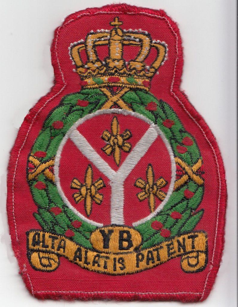 Badge Brandweer