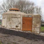 Opening Tobruk bunker op Ypenburg