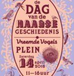 Dag van de Haagse Geschiedenis 2018: Vreemde vogels