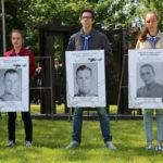 Fotoverslagen Herdenking 10 mei 2018