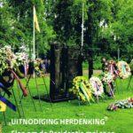 Herdenking Slag om de Residentie op 10 mei