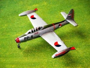 F84G-Thunderjet model