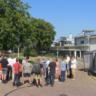Open Monumentendag 9 september rondleidingen Stationsgebouw vliegveld Ypenburg